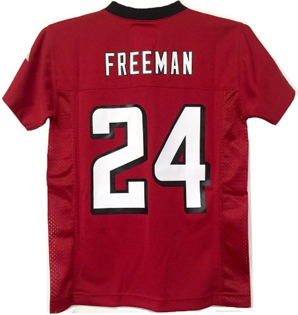 Devonta Freeman Atlanta Falcons NFL Youth Red Home Mid-Tier Jersey
