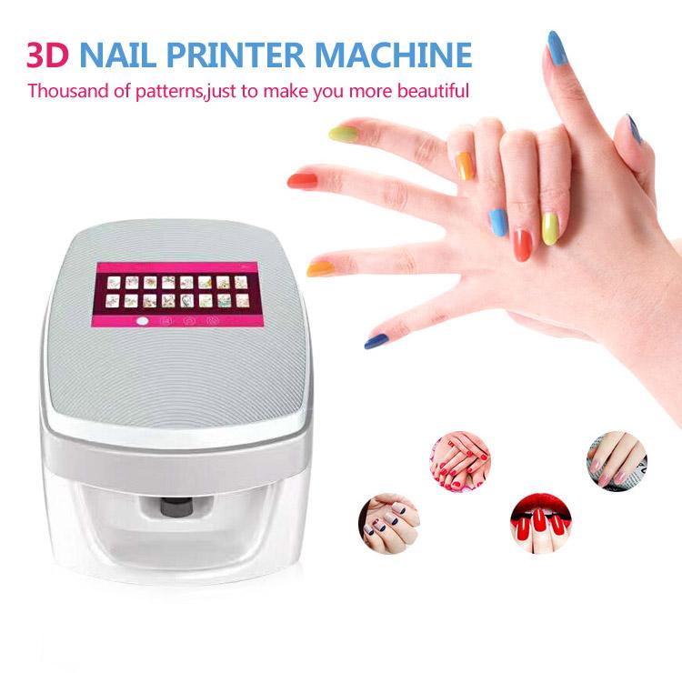 Digital Nail Art Design Machine 3d Nail Printer Buy Digital Nail