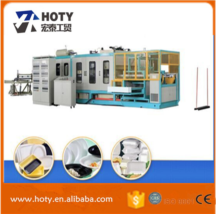 Hot&Modern Technique PS foam food box Vacuum Forming Machine Supplier with high efficiency and good quality