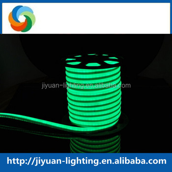 Flexible Led Car Neon Light Red Color Rope Light For Building 3 ...