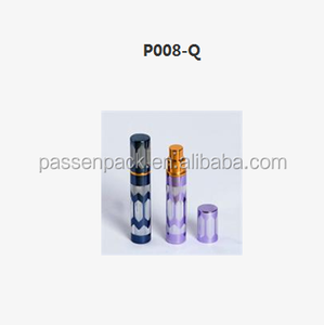 8ml new design empty refill perfume atomizer for wholesale