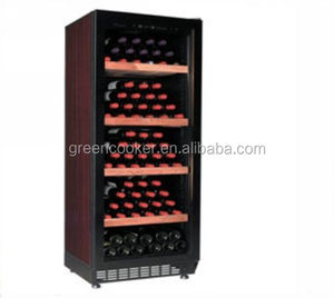 New style build-in Compressor Wine Coolers / Cellars / Refrigerators Vinicole 20 bottles single zone