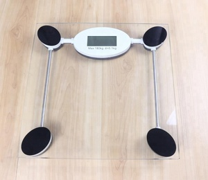 TY-2008 C square 180 kg Accurate Measurement Digital Weighing Body Bathroom Scale