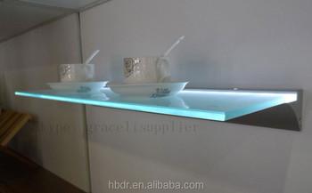 glass shelf brackets tempered glass shelves bathroom corner glass shelf