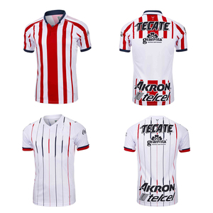 huge selection of b2487 b76bc New high thailand quality 2018 2019 chivas soccer jersey