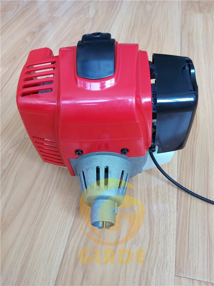Single Cylinder Original Small Petrol/Gasoline Brush Cutter Engine Air Cooled DR27E