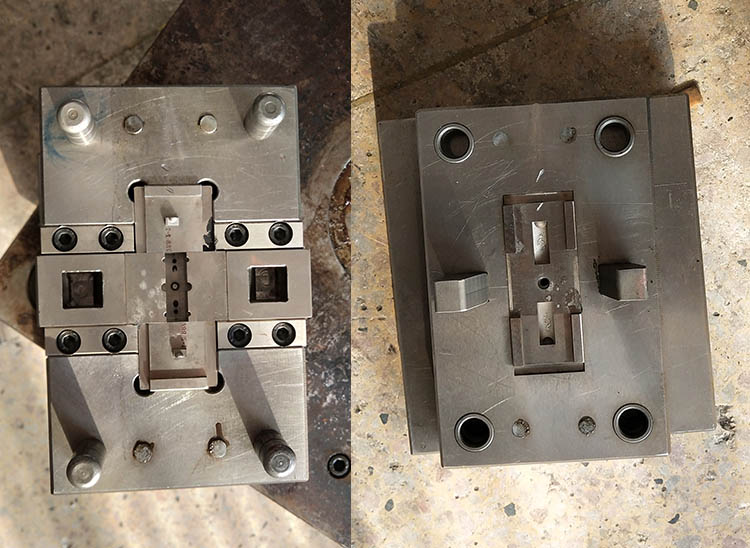 Chinese auto parts manufacturers plastic mold design and development