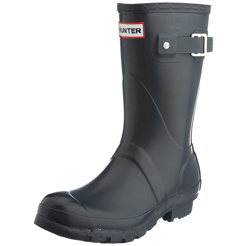 Women's Hunter Boots Original Short Snow Rain Boots Water Boots Unisex
