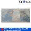 Natural stone interior decoration rusty slate wall decor/floor tile