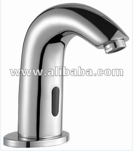 Basin Mixer With Photocell