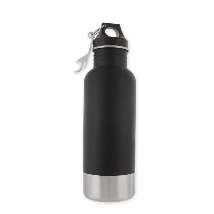 BPA free Premium 12 oz Stainless Steel Insulator Holder Beer Bottle Cooler