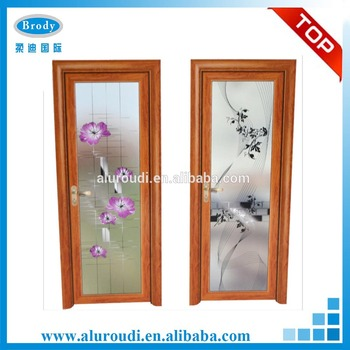 cheap price bedroom aluminum double glass door design buy bedroom