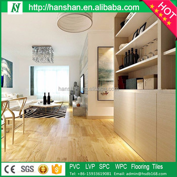 6mm Thick Plastic Wood Floor Interlocking Wood Laminate Panels Buy