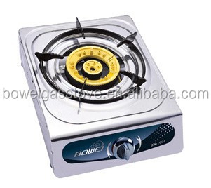 Single burner cooker range outdoor portable gas stove BW-1002