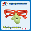 Plastic Dress Up Game Toys Glasses With Nose For Kids