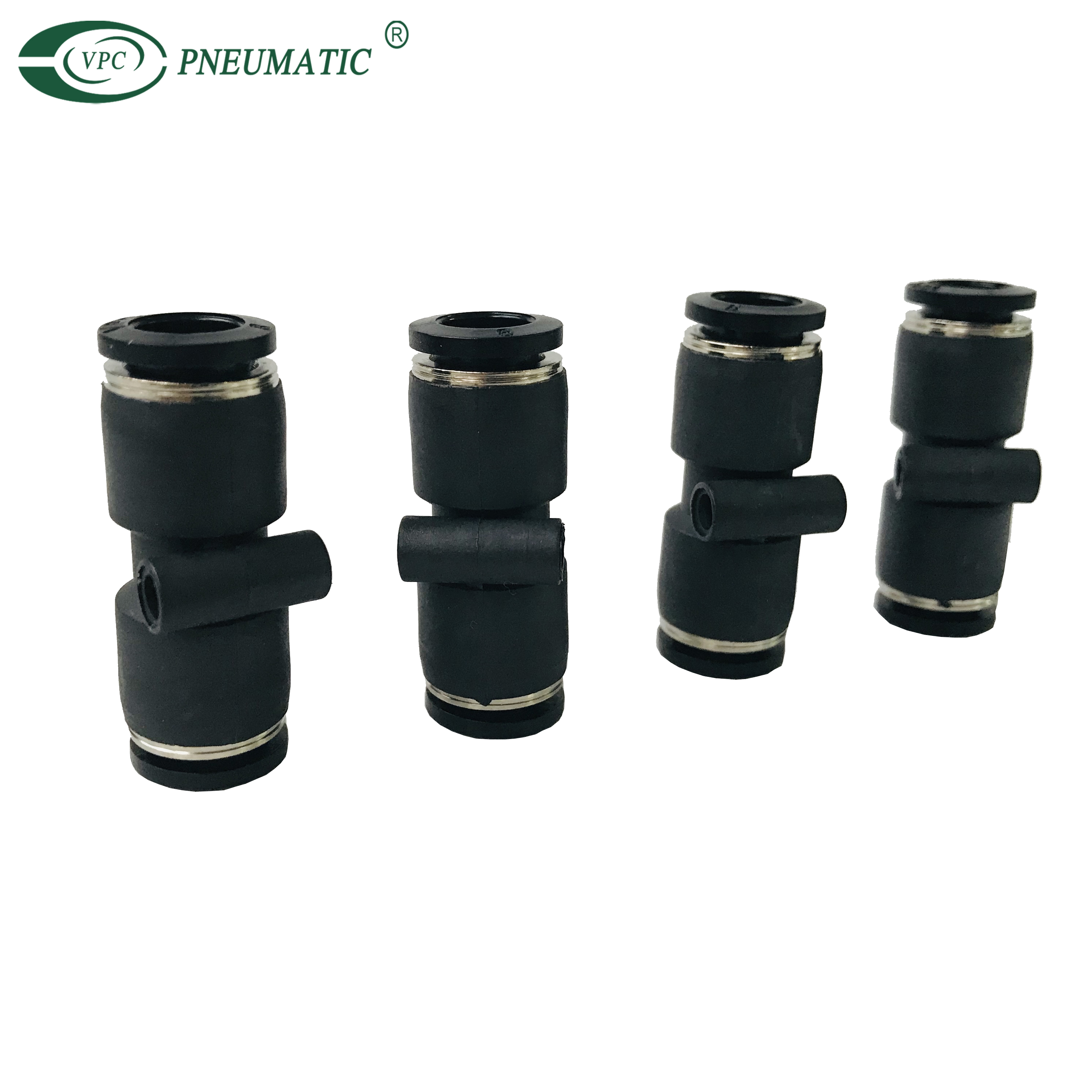 "Pl Male Elbow 6mm 1/8"" Pneumatic Ai tube fitting"