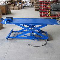Motorcycle lifter AA-M03103 MC lift MC lifting table