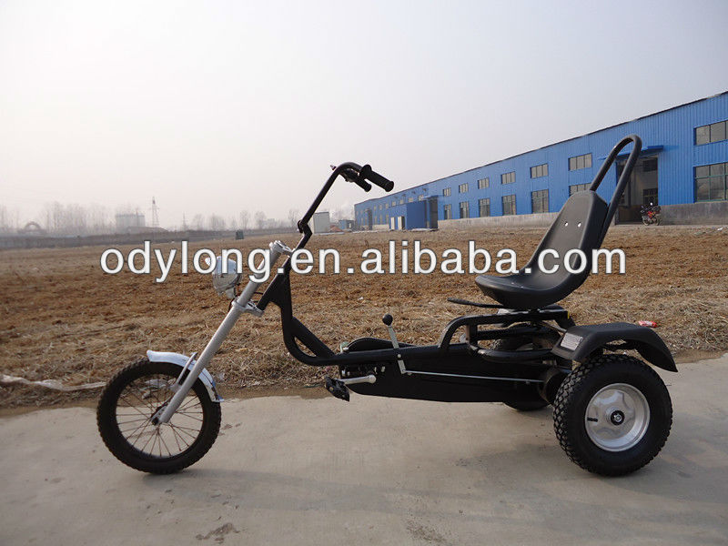 2013 latest design three wheels go karts with adjustable seat position F150