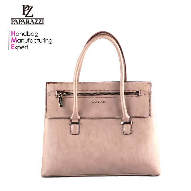 3566 Paparazzi SGS Approved Office Lady Briefcase Bag Elegant Women PU Handbags