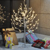 3 Ft LED Star Light Tree, Ideal for Holiday, Home, Party, Wedding, Indoor/Outdoor Decoration, Flexible Branches DIY Shapes