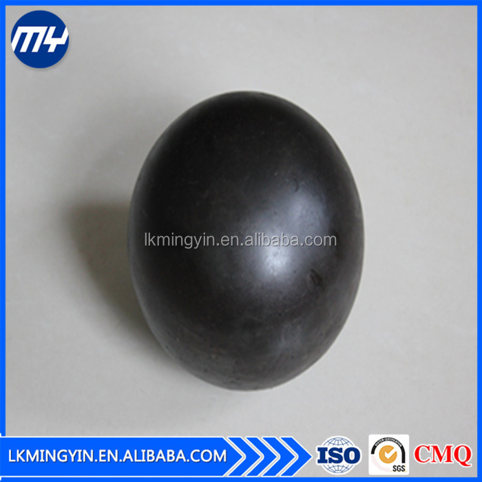 Low consumption 60-120mm grinding steel balls for mining