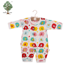 Muslin tree long sleeve 100% Cotton newborn baby boy clothes