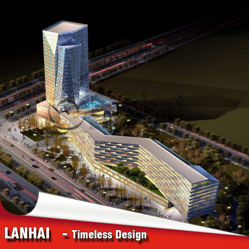 Hotel Architecture Design