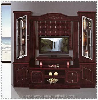 Beautiful Fancy Classic TV Stand/Wall Unit Storage TV Cabinet
