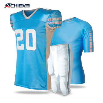 9fe3c1d62 Sublimation Custom Made Youth American Football Team uniforms /American Football  Jersey