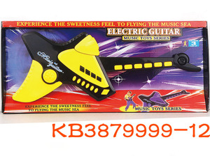 High quality kids cool electric guitar toy for sale KB3879999-12