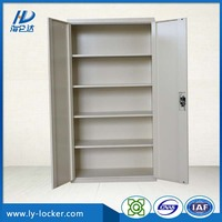 factory sale fashion KD 2 door steel file cabinet