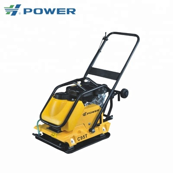 Our Best Seller!!!!! 90KG Rammer Plate Compactor HP-C95H with Honda Engine