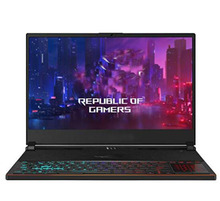 GX531GX-XS74 ROG Zephyrus S Ultra Slim Gaming <span class=keywords><strong>Laptop</strong></span>, 15.6 inch GeForce RTX 2080, Intel Core i7-8750H CPU, 16 GB DDR4, 512 GB