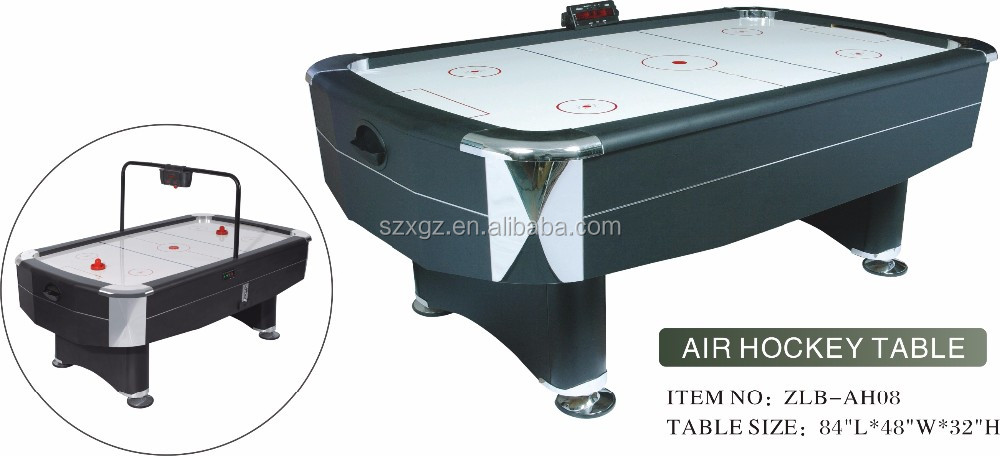 Professional Game Craft Wooden Air Hockey Table