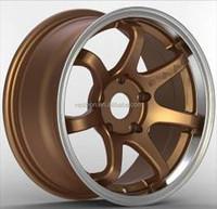 Popular design 15 16 inch deep concave car alloy wheels