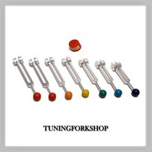 Chakra Tuning Forks For Healing Alternative therapy