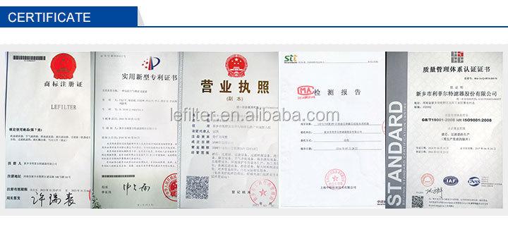 Aviation Fuel Filter MP0.5LX2
