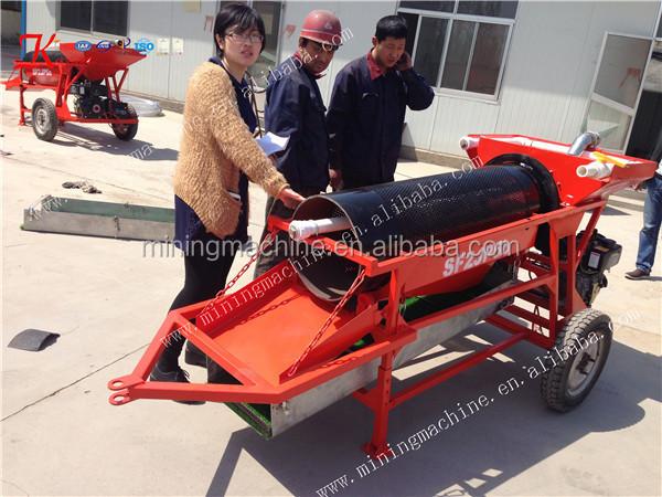 Wholesale China Gold Seperating Machine/Chrome Sand Washing Plant ...