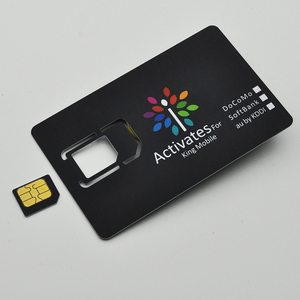 Wholesale promotional hot selling popular blank gsm sim card