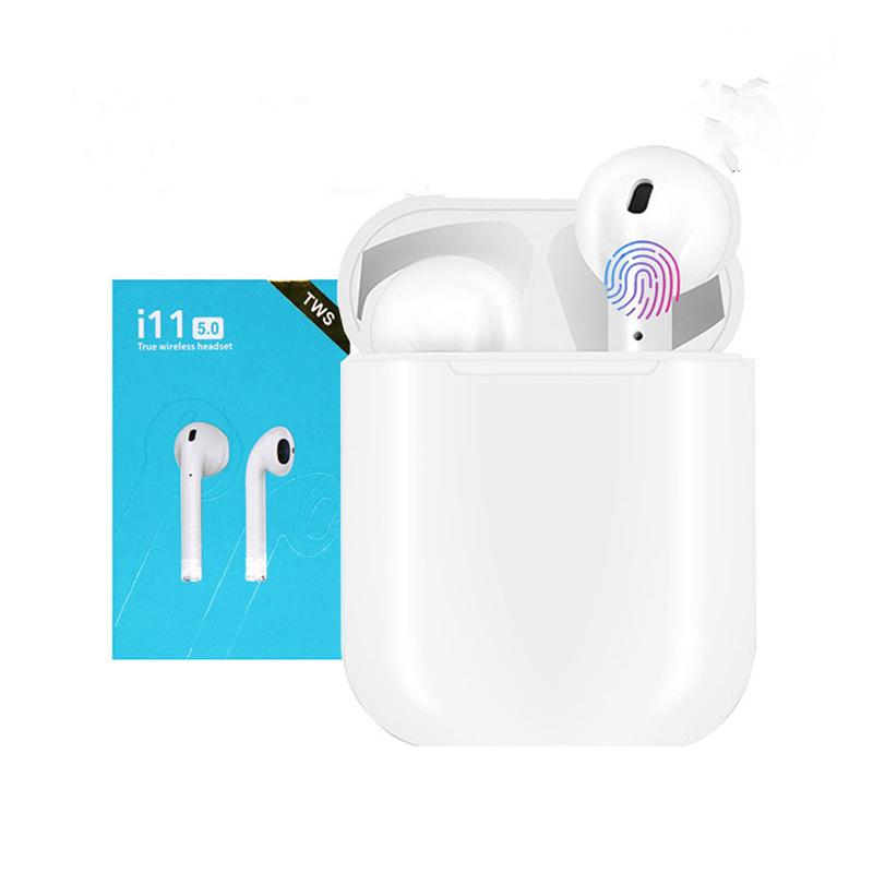 2019 i11 Wireless Headphone i9 i11 Wireless earphone with BT 5.0 earphone and wireless headset ear phone for iphone - idealBuds Earphone | idealBuds.net