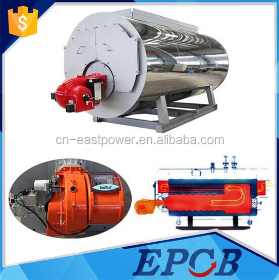 Dual Fuel Heavy Oil And Gas Burner,Boiler Spare Parts,Modulation ...