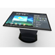 43 Inch touch screen lcd coffee multi touch table games smart touch table price