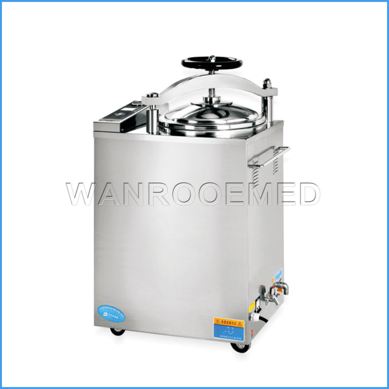 LS-50HG Stainless Steel Portable Autoclave Pressure Steam Sterilizer