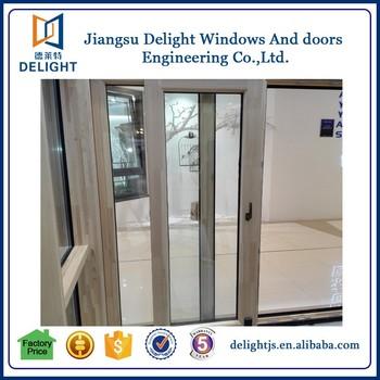 Commercial interior aluminium alloy sliding doors with for Commercial interior sliding doors
