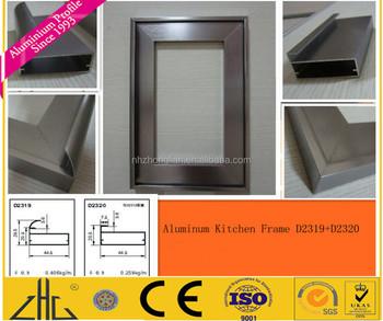 Aluminium Profile For Kitchen Cabinet Frame Aluminium Extrusion