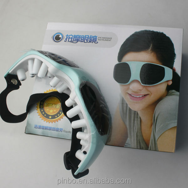 Massage Glasses for Eye Health