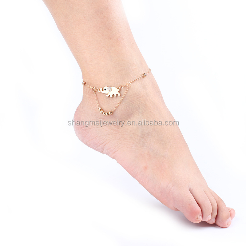 Gold Anklet Designs, Gold Anklet Designs Suppliers and ...