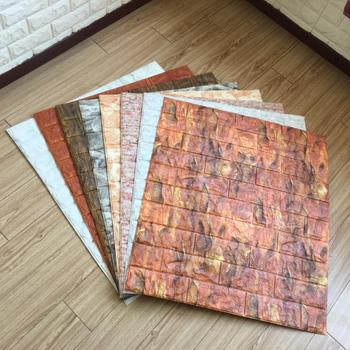 Free Sample White Brick 3d Pe Foam Peel And Stick Wallpaper Buy 3d Brick Wall Sticker Pe Foam Wall Sticker 3d Foam Wall Panels Product On