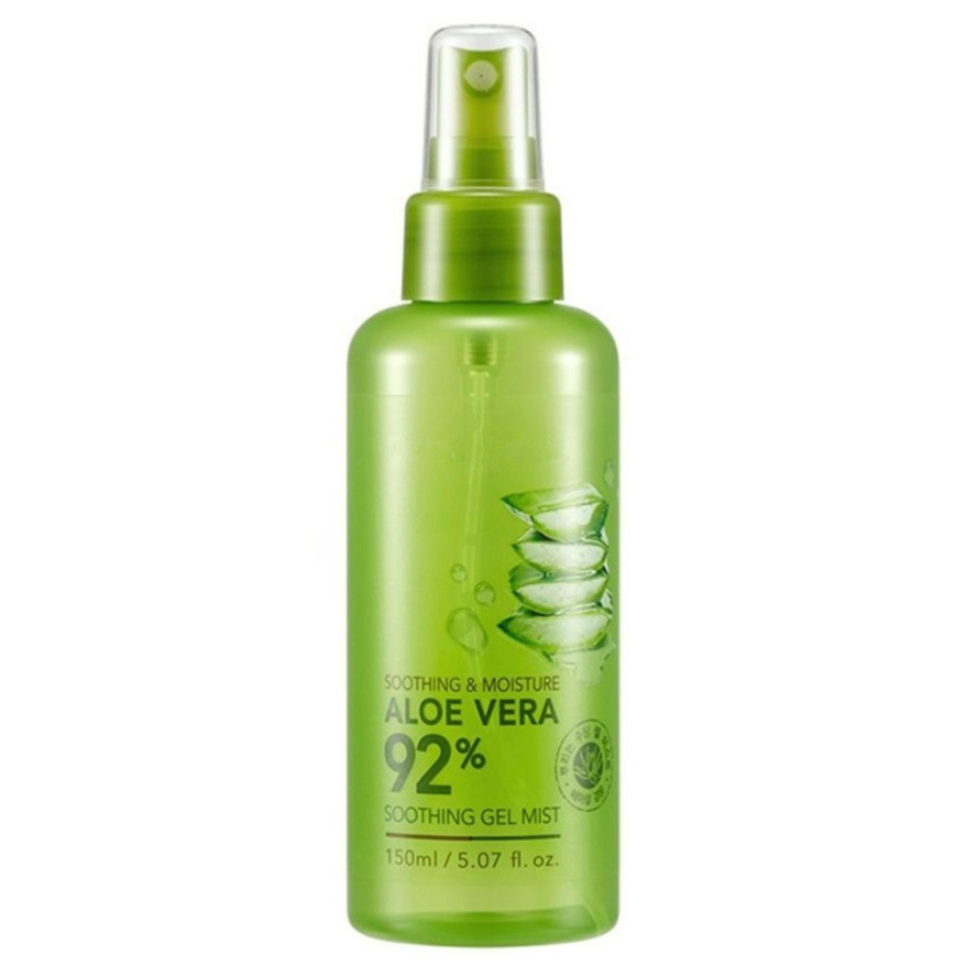 Private Label Aloe Vera 92% Gel Lenitivo Mist Spray