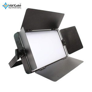 Hot new products professional 805 beads led video light photography ultra thin panel lighting equipment camera